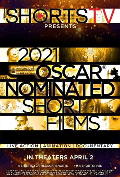 2021 Oscar Nominated Shorts: Animation, Live Action, Documentary